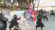 Ressha Sentai Tokkyuger - In Action