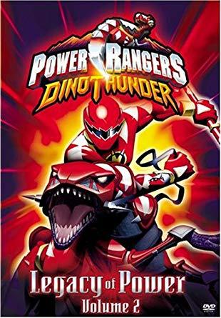 Power Rangers Dino Thunder: Legacy of Power | RangerWiki