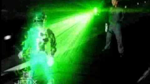 Power Rangers- S.P.D. - Power Rangers Morph 8