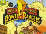 Mighty Morphin Power Rangers (Hamilton) Vol. 1 Issue 2