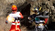 Gokai Change-fire