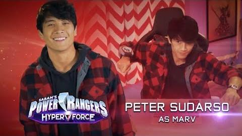 Power Rangers HyperForce - Official Opening Theme and Theme Song Tabletop RPG Ninja Steel