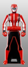 Red Cheetah Ranger Key