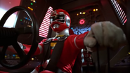 Red Lightning Cockpit