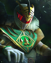 Lord Drakkon from SG Poster