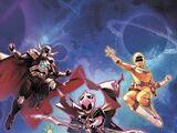 Mighty Morphin Power Rangers (Boom! Studios) Issue 31