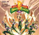 Mighty Morphin Power Rangers (Boom! Studios) Issue 9