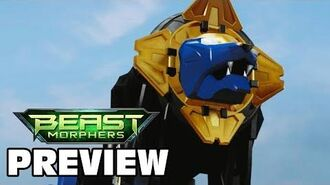 "Power Rangers Beast Morphers Episode 7 Preview ""Beast King Rampage"" Official First Look"