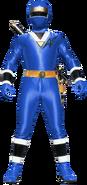 Blue Mighty Morphin Alien Ranger