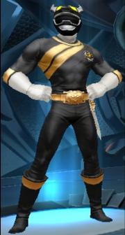 Legacy Wars Black Wild Force Ranger