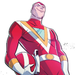 Ace Red Comics
