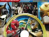 Tokumei Sentai Go-Busters vs. Beet Buster vs. J