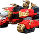 Lion Fire Zord
