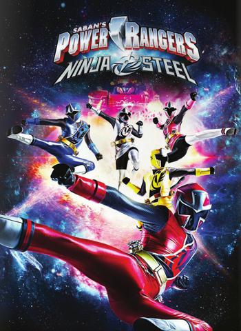 Power Rangers Ninja Steel | RangerWiki | FANDOM powered by Wikia