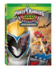 Power Rangers Dino Charge- Breakout