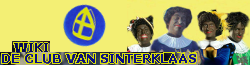 Wiki 2 - De Club van Sinterklaas
