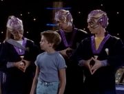 Billy and Aliens
