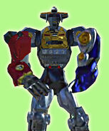 MMPR-Ninja Megazord-movie