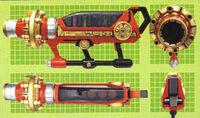 Ore bazooka