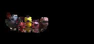 Power Rangers Larva (Team)