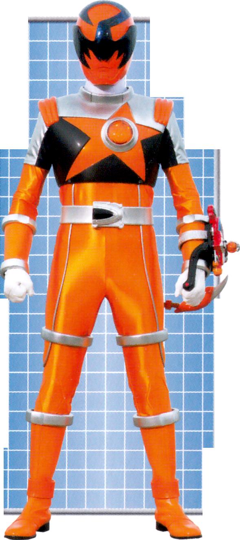 サソリオレンジ