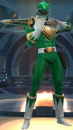 Legacy Wars Mighty Morphin Green Ranger