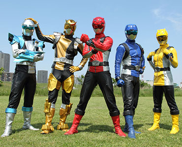 Category:Beast Morphers Rangers | RangerWiki | FANDOM