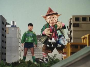 Kyōryū Sentai Zyuranger Season 1, Episode 22 - JAToku   Japanese