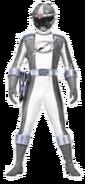 Gray Overdrive Ranger