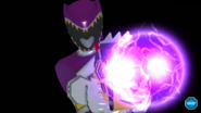 KyoryuViolet male SuperSkill