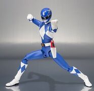 Mighty Morphin Blue Ranger SH Figuarts