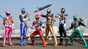 Brave Dino Force Rangers