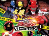 Lupinranger VS Patranger Soundtracks