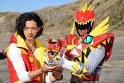 Daigo and Dai-kun
