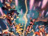 Mighty Morphin Power Rangers (Boom! Studios) Issue 32