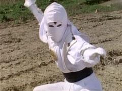 Ninja Blanc