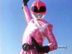 Mutant ranger pink