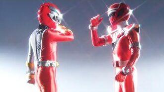Super Sentai Hand Off (2005-2020) Dekaranger to Ryusoulger