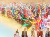 Gokai Changes