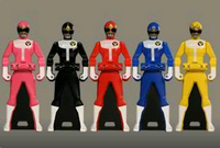 Goggle V Ranger Keys