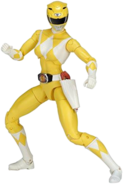 Legacy MMPR Yellow Ranger