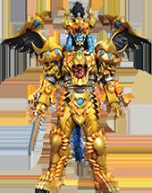 Goldar 2017 design