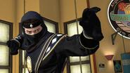 Legacy Wars Mighty Morphin Black Ranger Ninja form Victory Pose