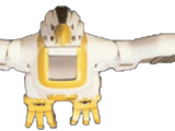 White Ninja Falconzord