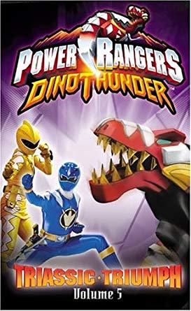 Power Rangers Dino Thunder: Triassic Triumph | RangerWiki