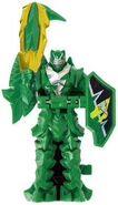 Green RyuSoul (Apparel Original Ver) (Knight Mode)