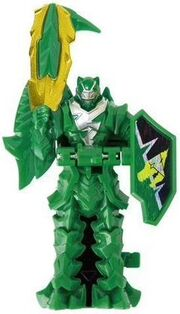 Green RyuSoul (Apparel Original Ver) (Knight Mode)