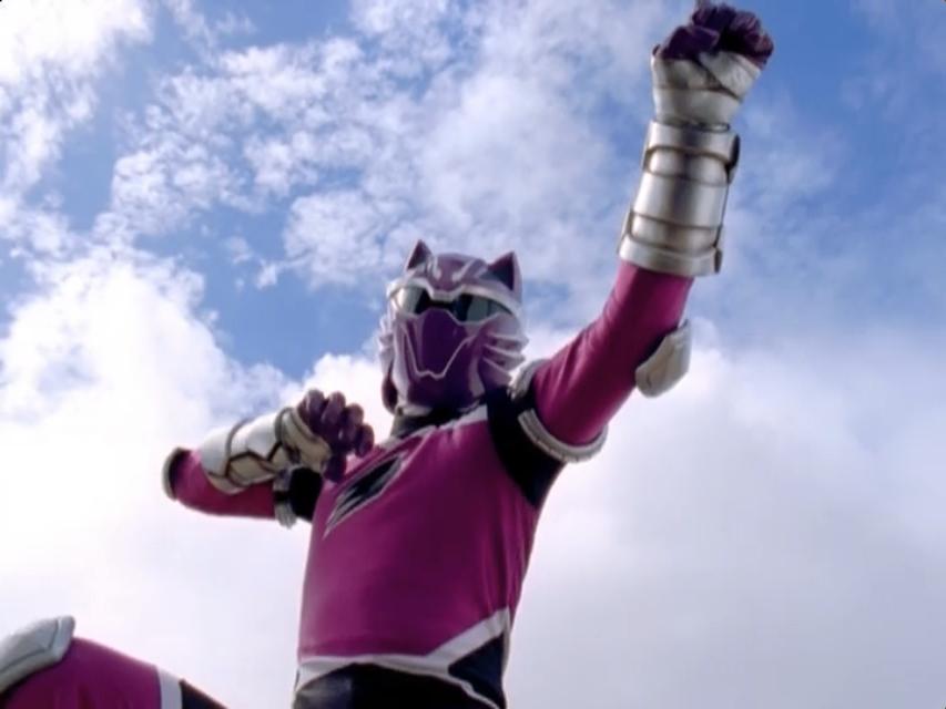Violet - RangerWiki - Fandom