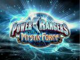 Power Rangers Mistyczna Moc