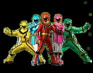 Power Rangers Mystic Force (Team)